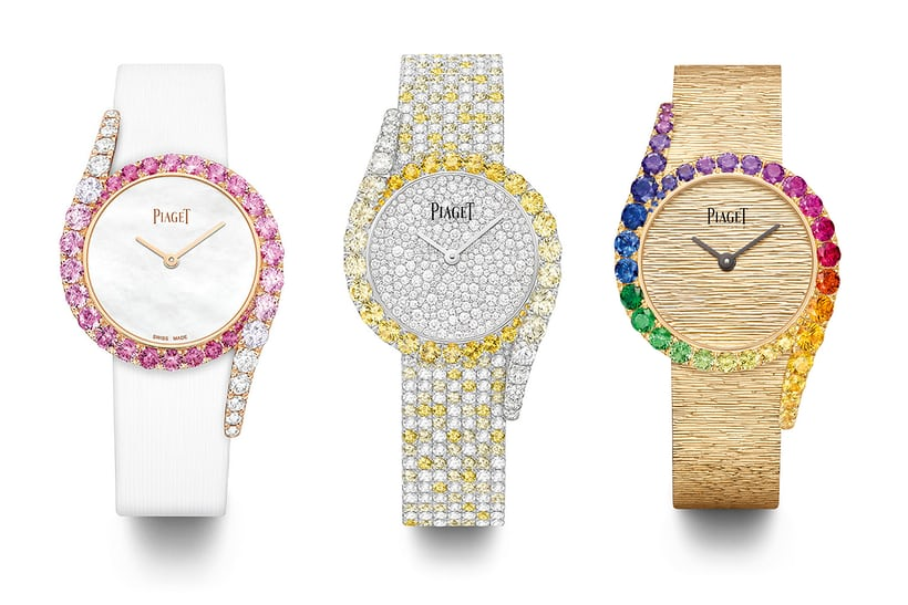 Piaget Watches by Swiss Jewelry